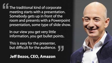 Slide Bezos Meetings Quote.035